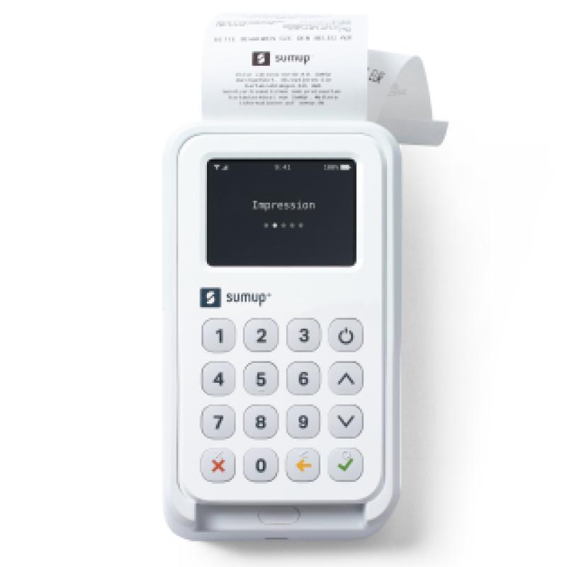 SumUp 3G + Imprimante