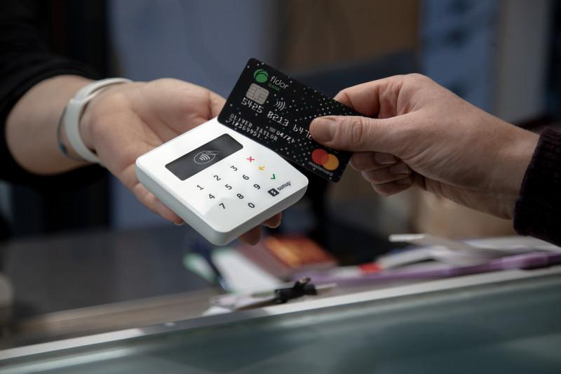 SumUp Air NFC payment