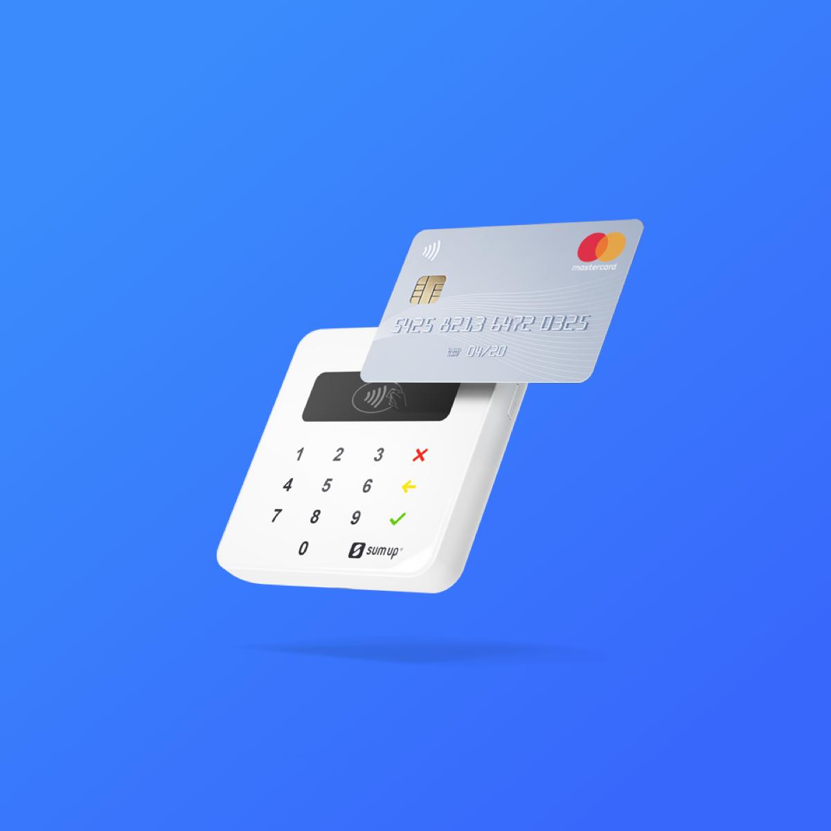 Terminal de Pagamento Automático Sem Contrato | SumUp