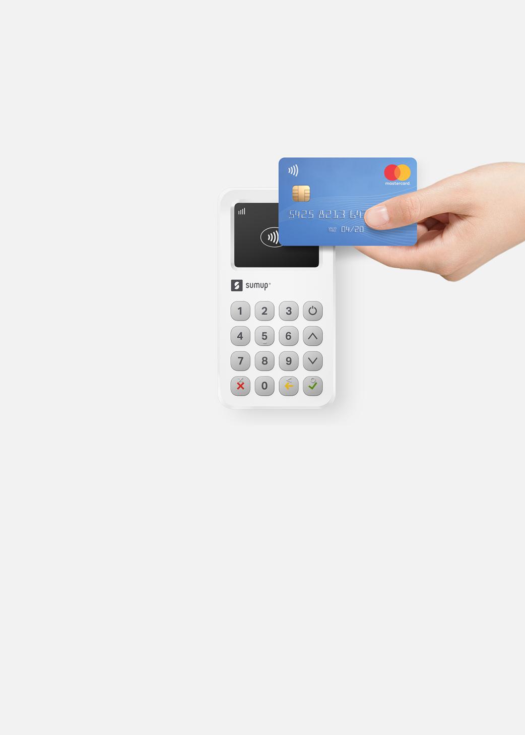3e49cfc923a32 Terminal de paiement électronique mobile - paiement CB | SumUp