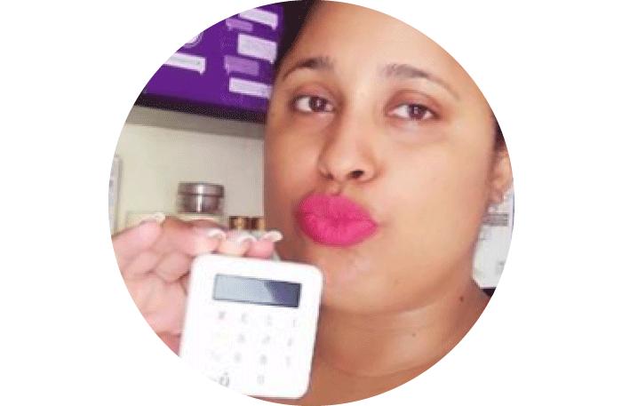 Rosimara Cristina - Cliente SumUp