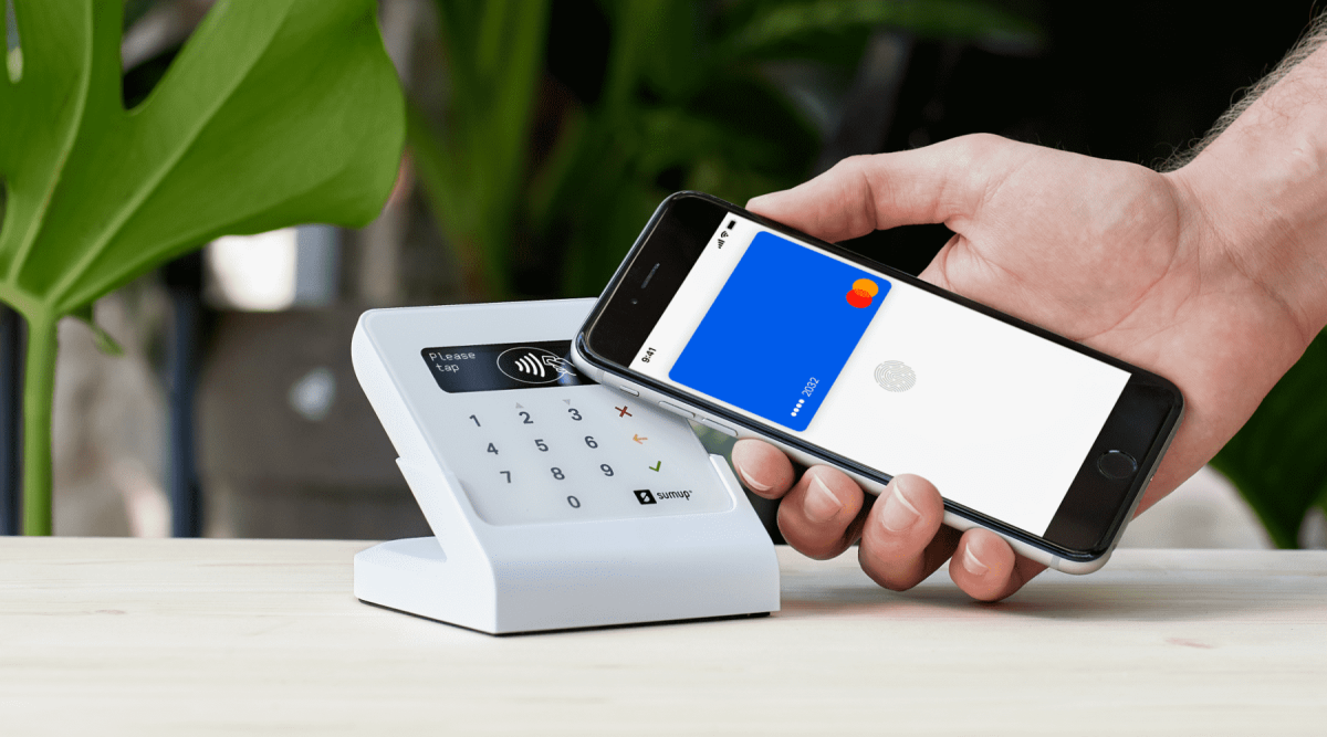 contactless payment with phone