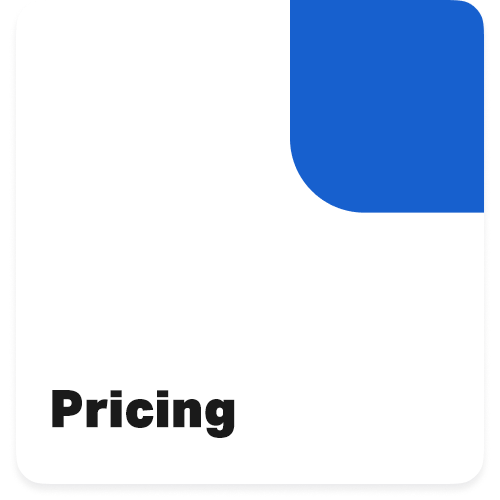 Invoices Pricing