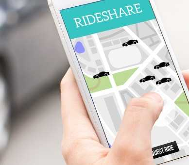 Shine Lawyers | Ride share app