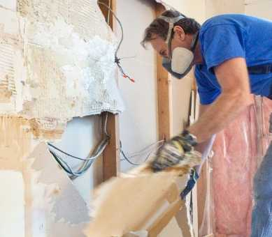 Shine Lawyers | Home renovations, tearing down a wall