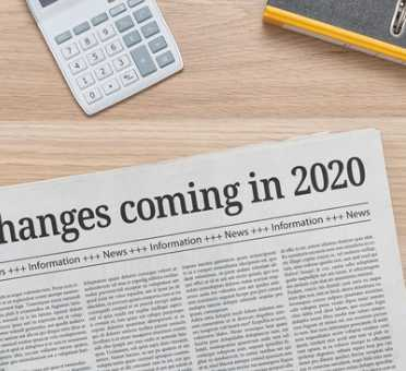 Shine Lawyers | Newspaper announcing new changes coming 2020