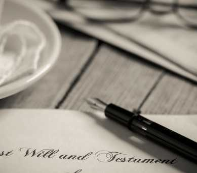 Shine Lawyers | Writing a Will
