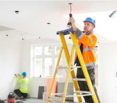Shine Lawyers | Electrician at work