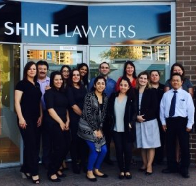 Shine Lawyers | NSW Compensation Lawyers | Shine Lawyers