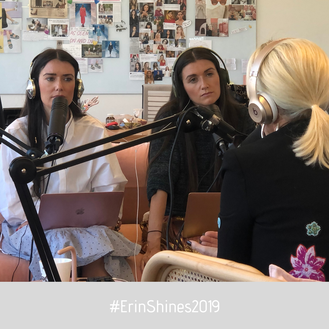 Shine Lawyers | Erin chatted with the ladies from How Two Live podcast