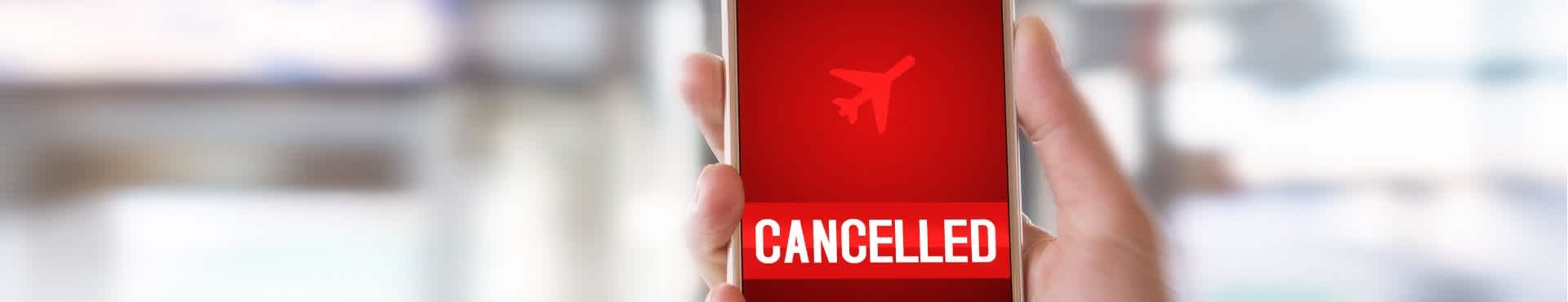 Shine Lawyers | Flights Cancelled | Shine Lawyers