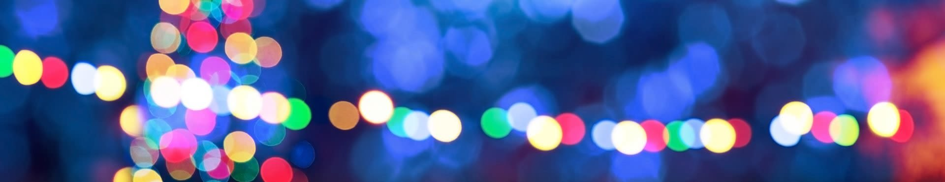 Shine Lawyers | Blurred Christmas lights | Shine Lawyers