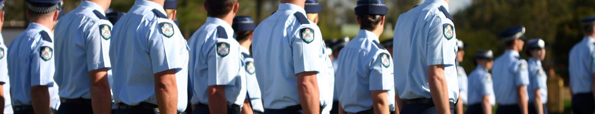 Shine Lawyers | Australian police officers | Shine Lawyers
