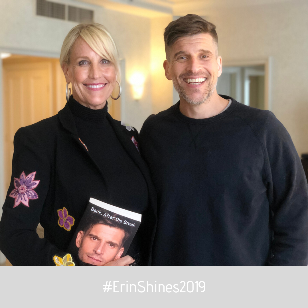 Shine Lawyers | Erin sat down for a chat with Osher Gunsberg for his podcast series, Better Than Yesterday