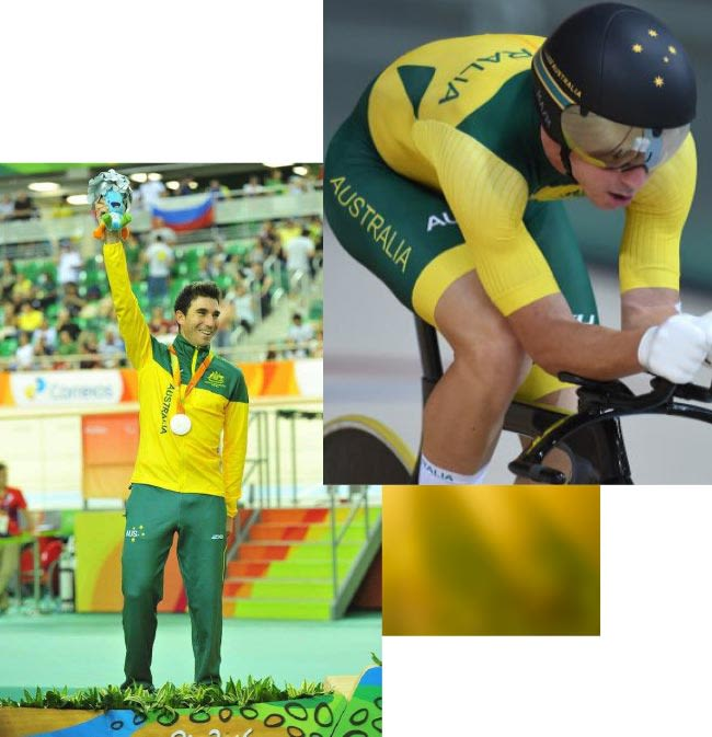 Kyle Bridgewood, World Champion Paralympic cyclist and Rio 2016 Paralympics silver medallist | Shine Lawyers