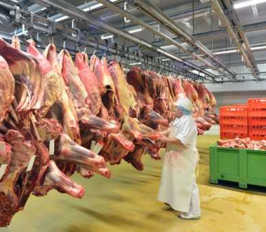 Shine Lawyers | Workplace food industry factory butchery for the production of cold meat