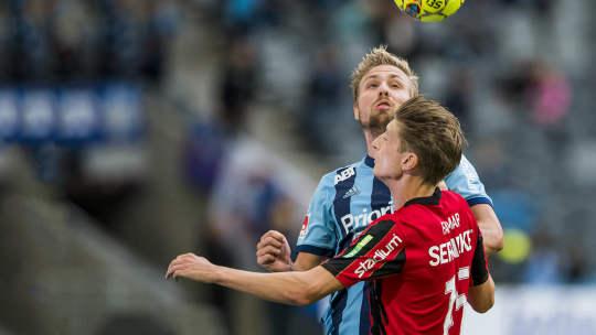 Djurgården spelar mot Brommapojkarna i Allsvenskan f206efbd9a0f1