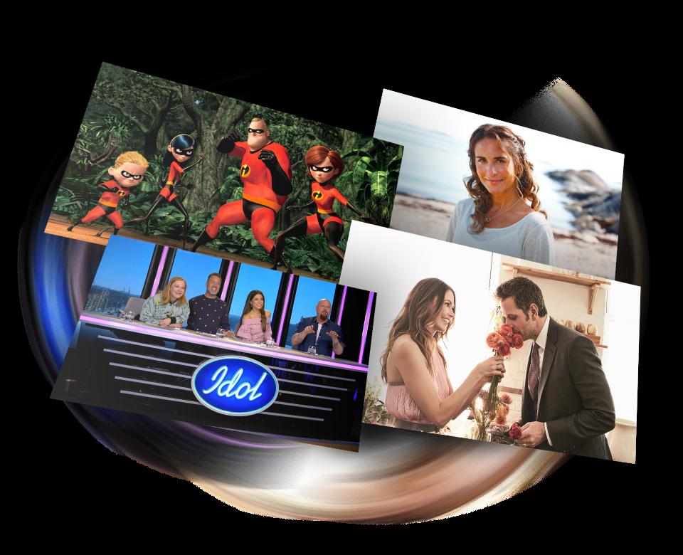 Filmer, serier, TV4-program och barnunderhållning på C More
