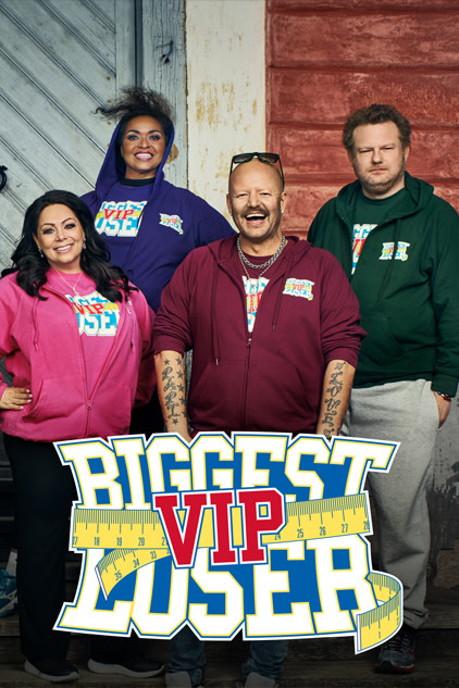 Biggest Loser VIP, just nu på C More