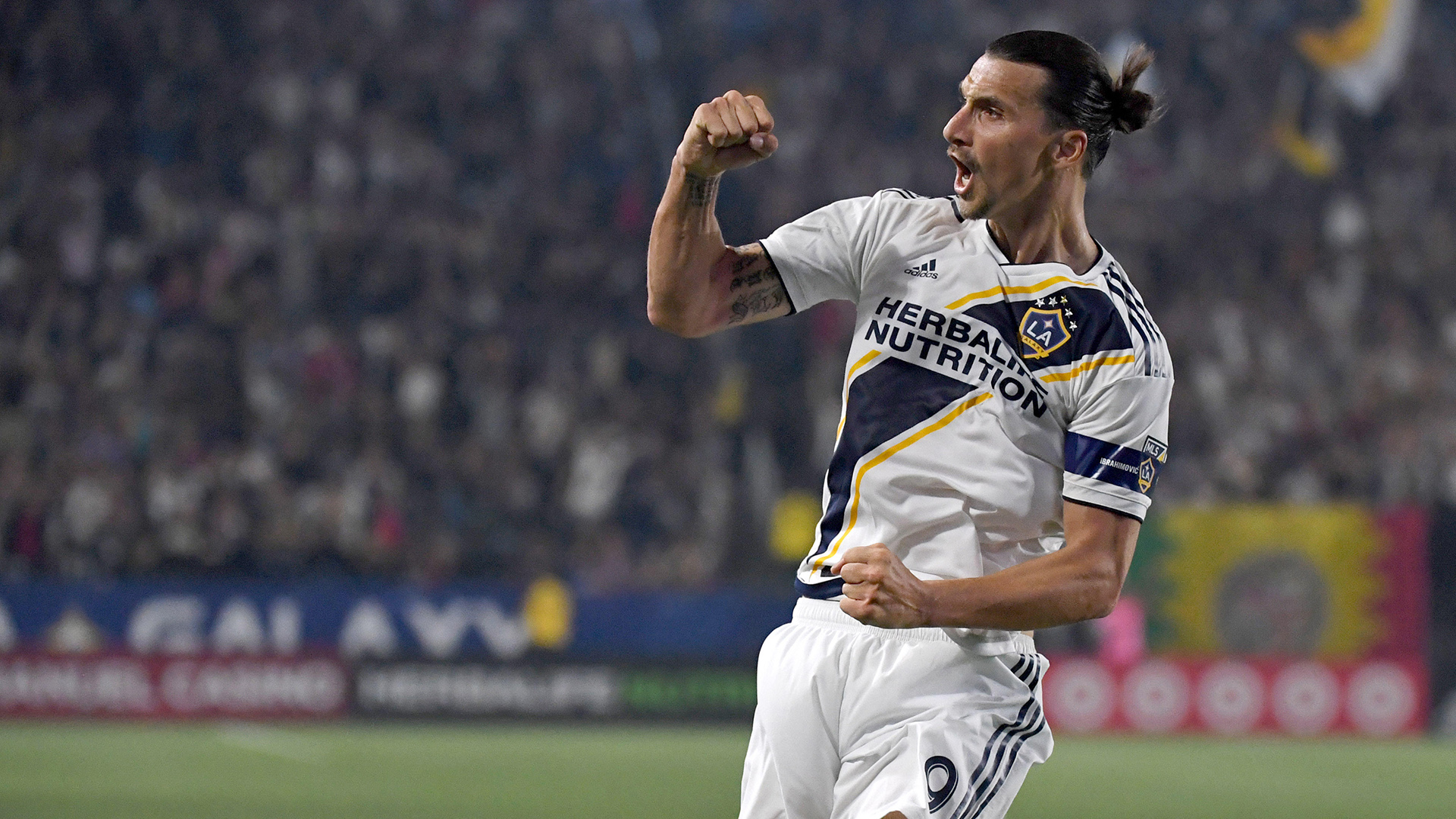 MLS LAGalaxy Zlatan
