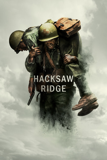 Hacksaw ridge, just nu på C More