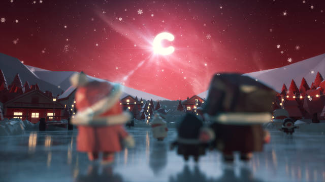 Julkampanj C More