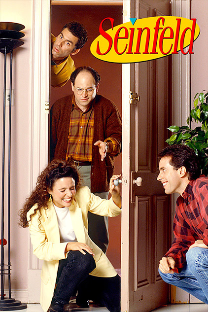 Streama Seinfeld på C More!
