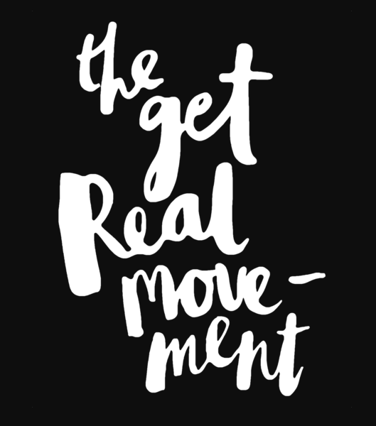 logo for The Get Real Project