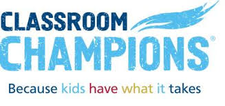 logo for Classroom Champions charity