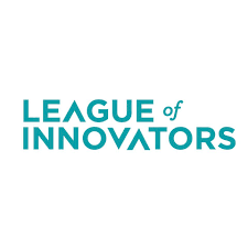 logo for the league of innovators