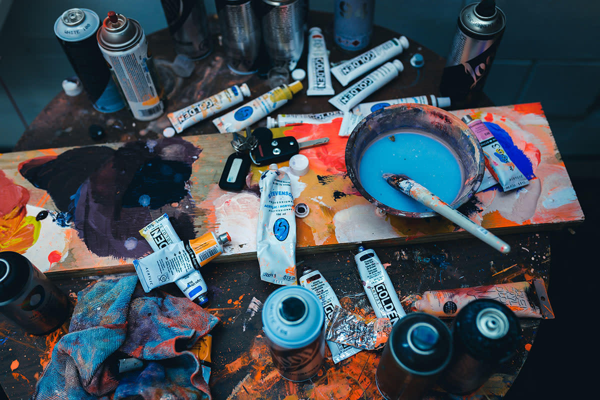 The Beginner S Guide To Making Mixed Media Art