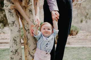 33 Absolutely Charming Family Portrait Ideas