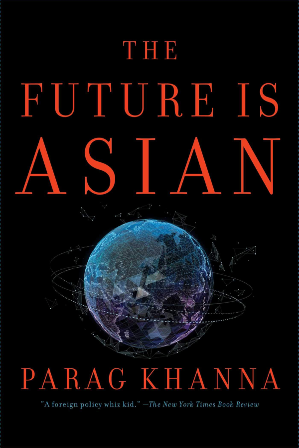 Cover of the book The Future is Asian