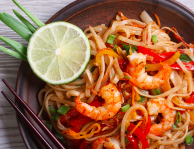 Is Thai food healthy?