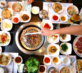 9 of the best tasting Korean dishes