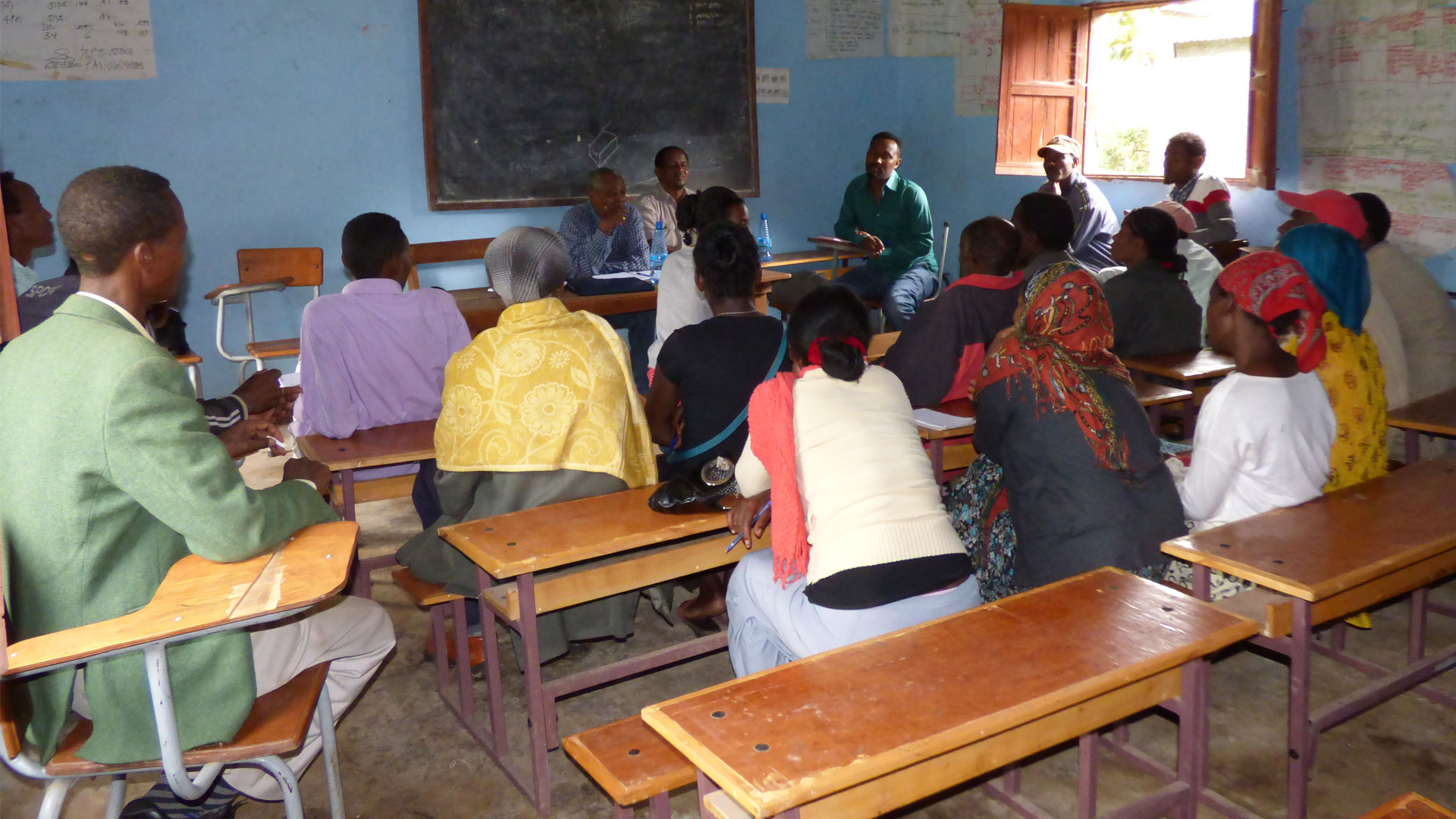 Content:: Focus group in Durame, Ethiopia [01]
