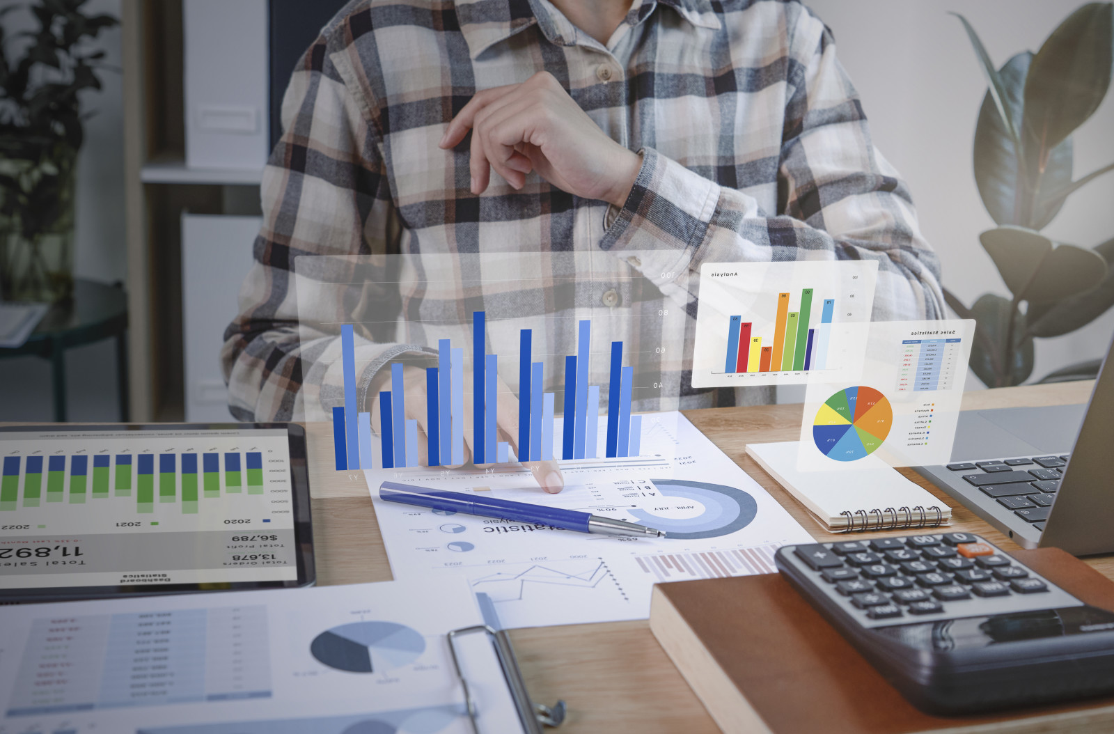 Utilizing Digital Marketing Strategies for Increase in Customers and Higher ROI