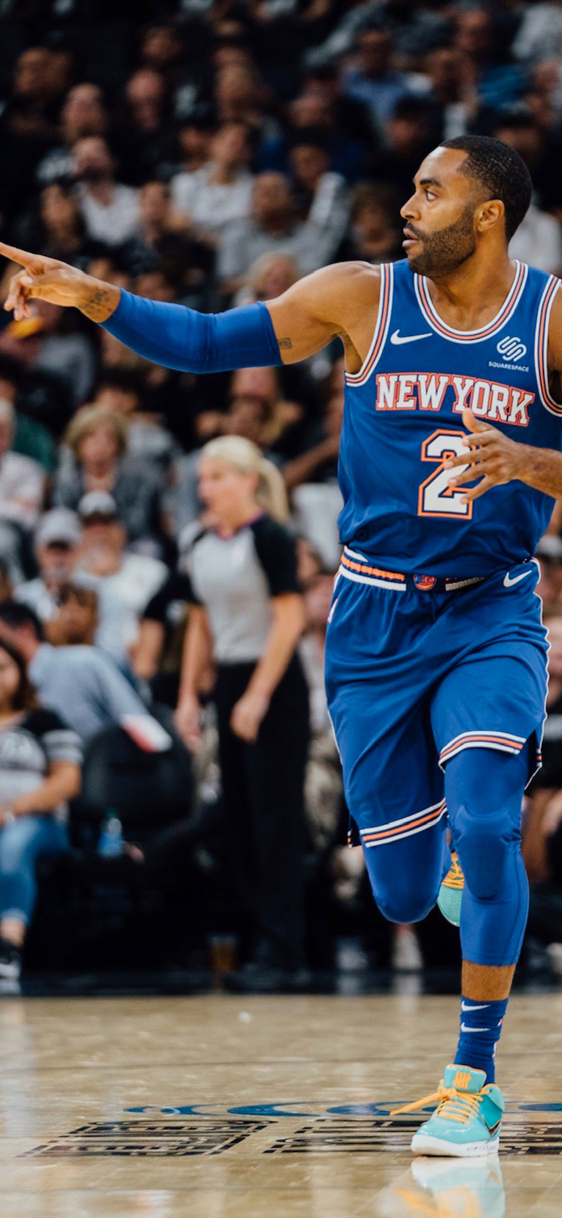 Wayne Ellington New York Knicks