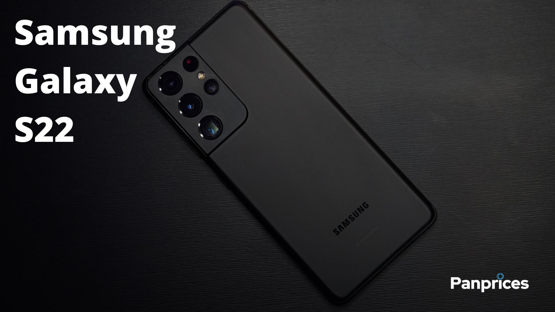 Gör dig redo för Samsung S22!