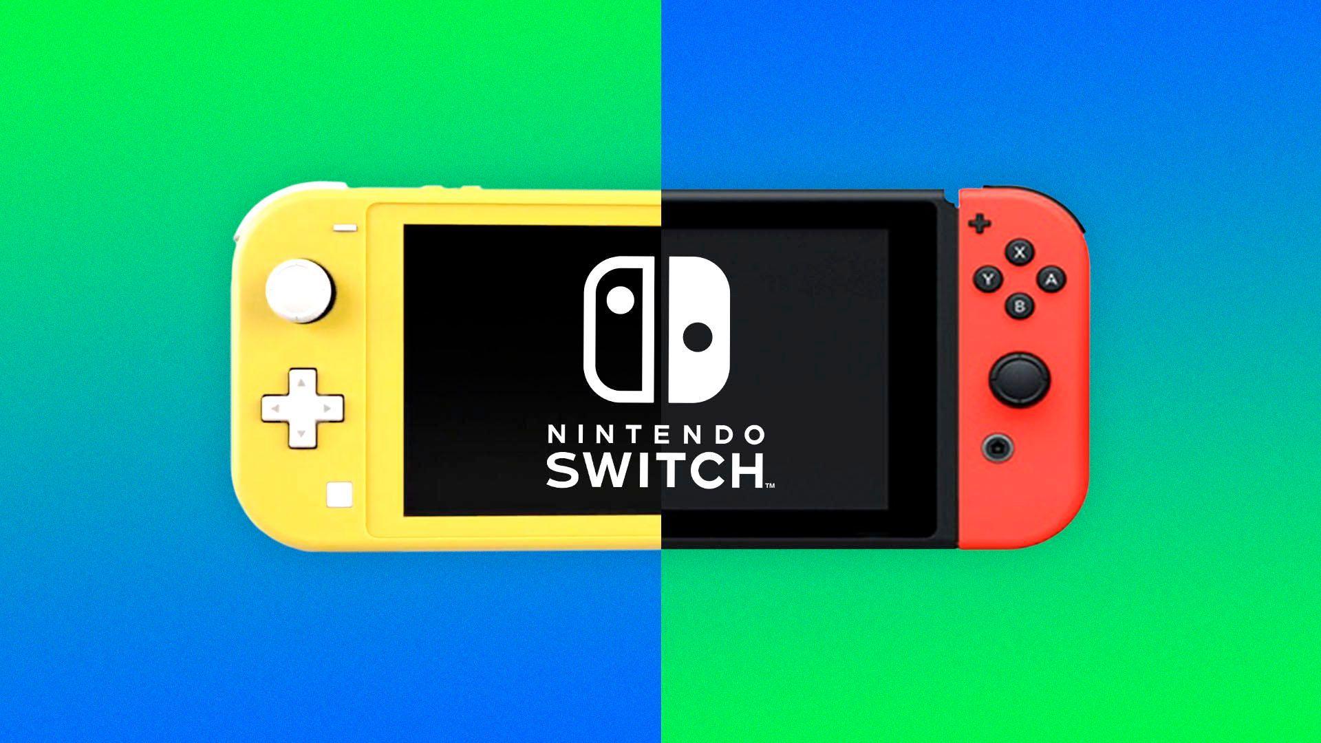 Köp Nintendo Switch 2019 och Switch Lite billigt