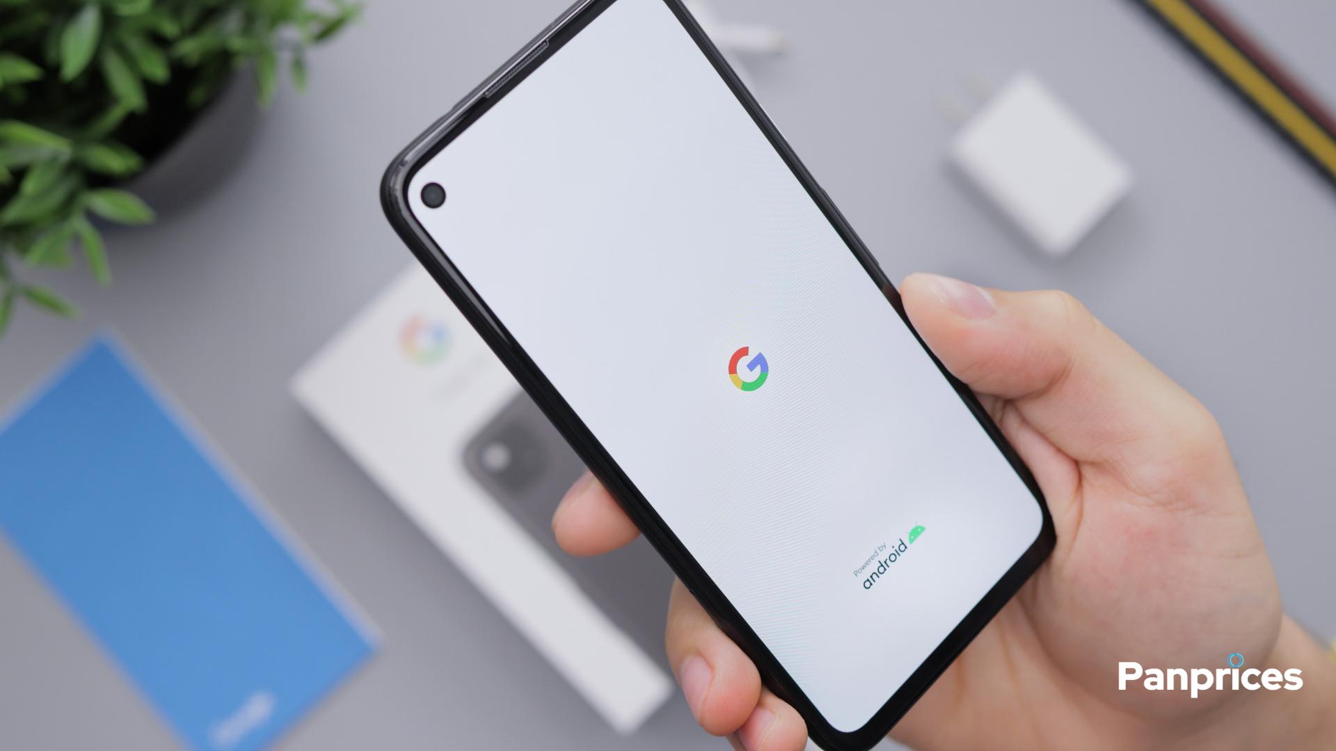 Gör dig redo för Google Pixel 6!