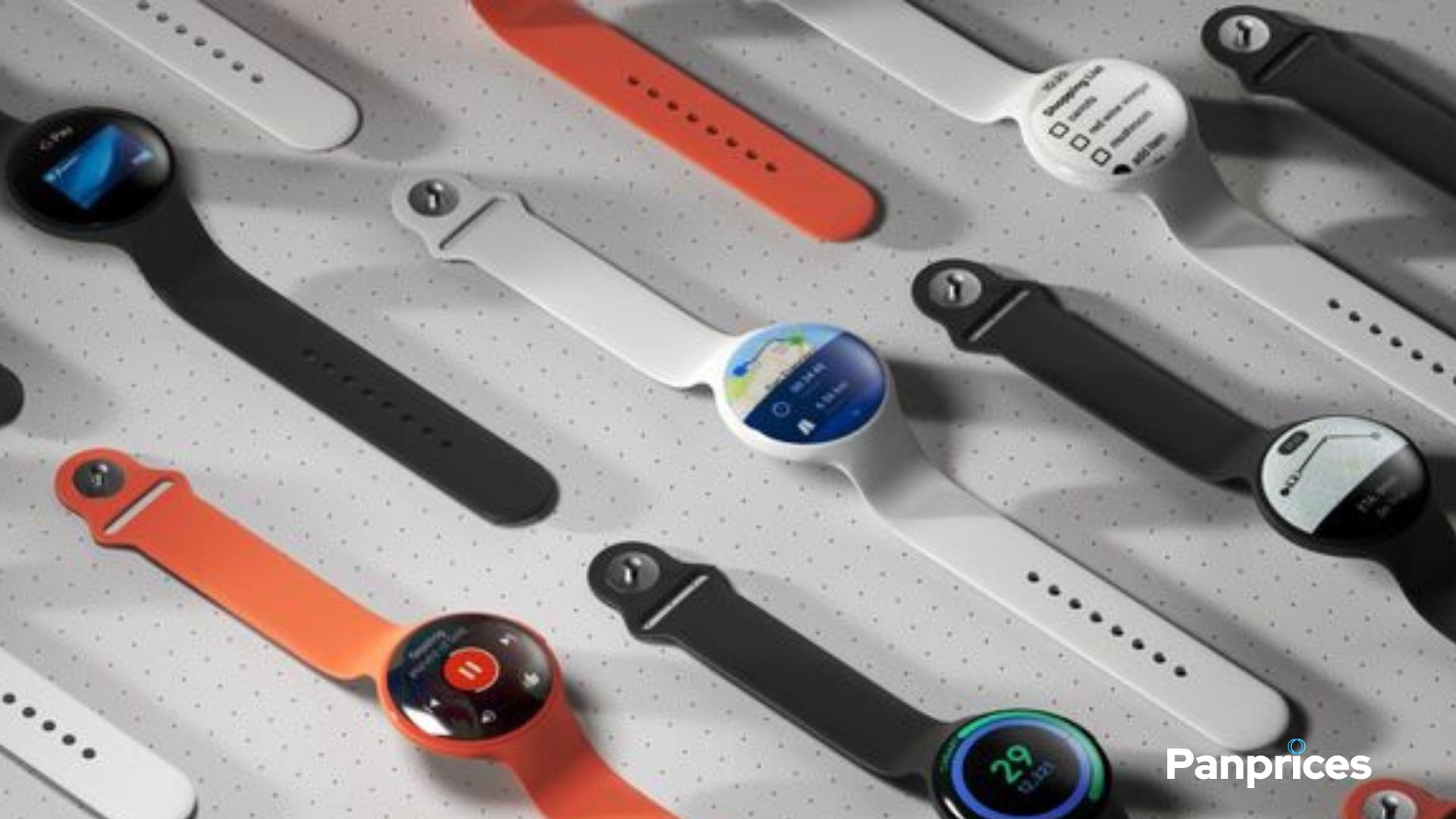 Google Pixel Watch : Snart är den här