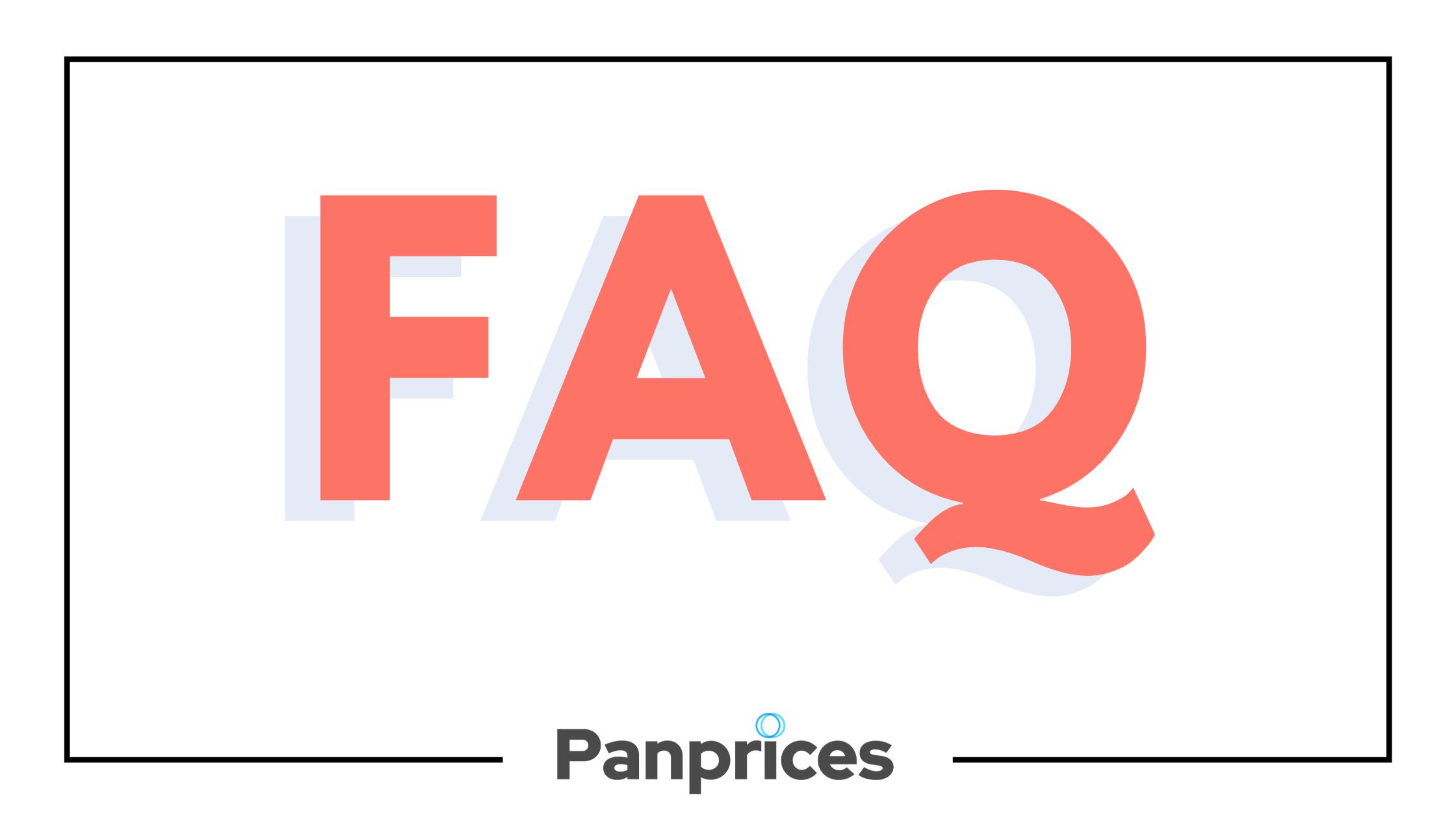 FAQ: Allt du behöver veta om Panprices