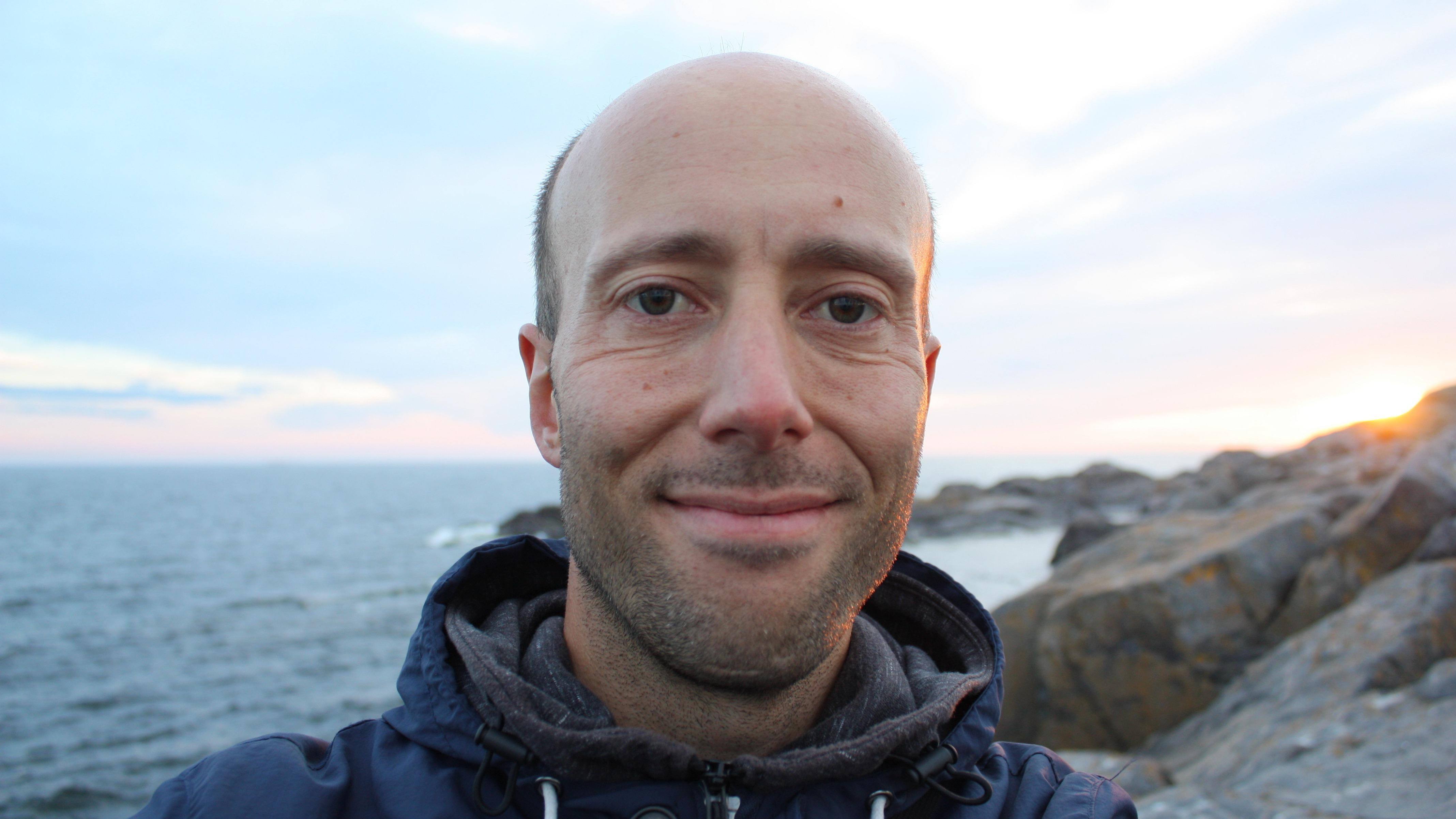 Erik från Teknik i fokus inspirerar med sin passion för teknik