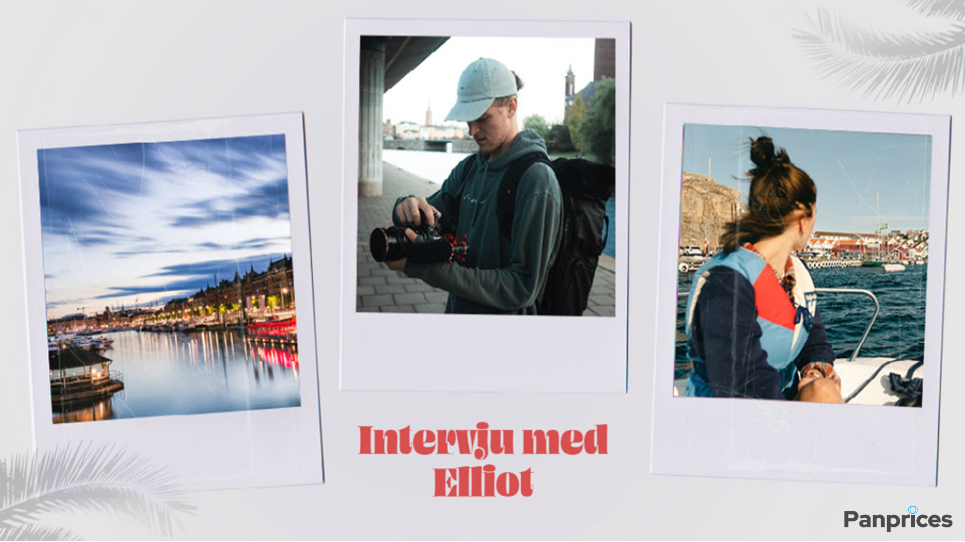 Från fritidsintresse till frilansprojekt - En intervju med Elliot