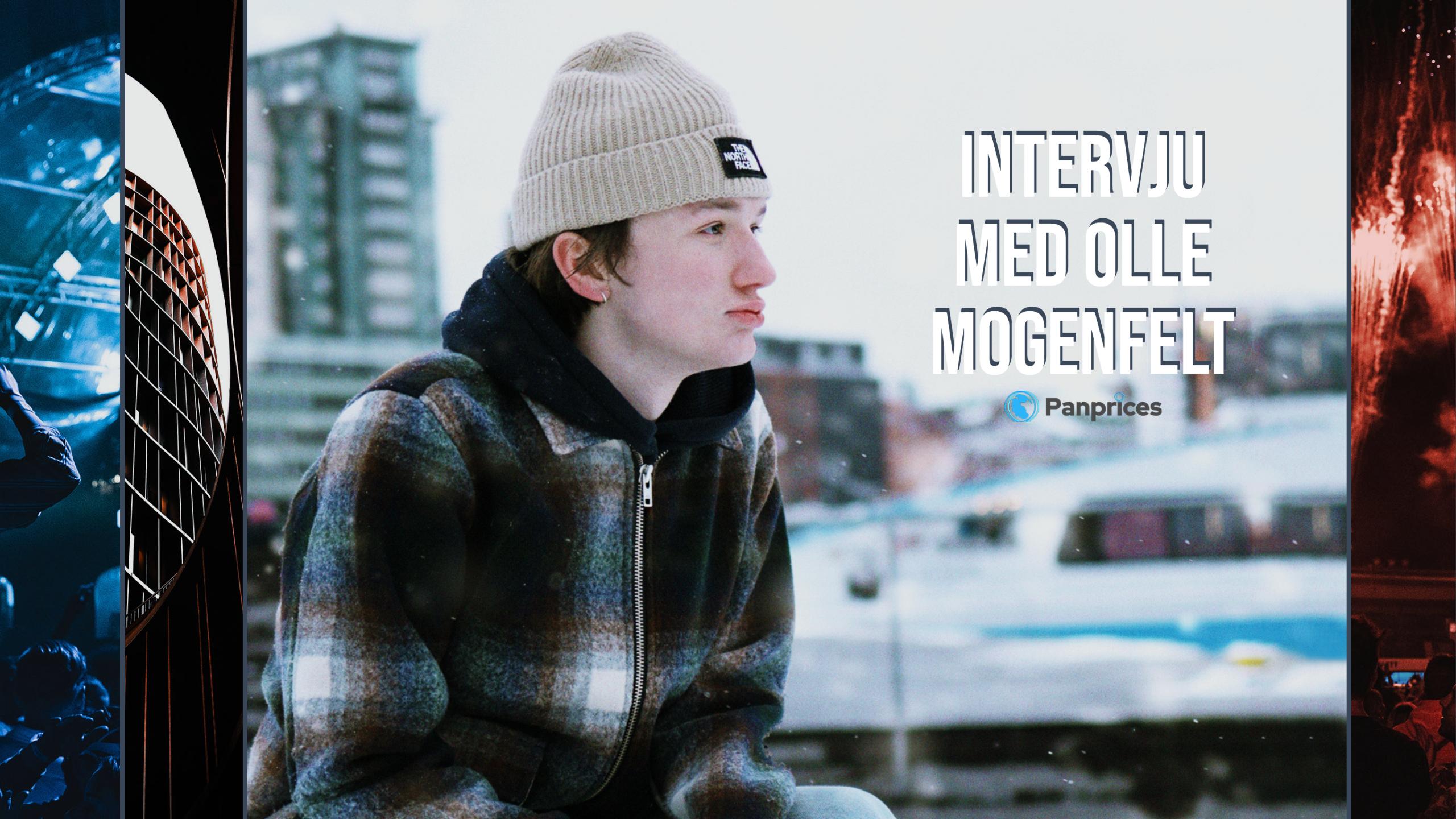 Intervju med Olle Mogenfelt