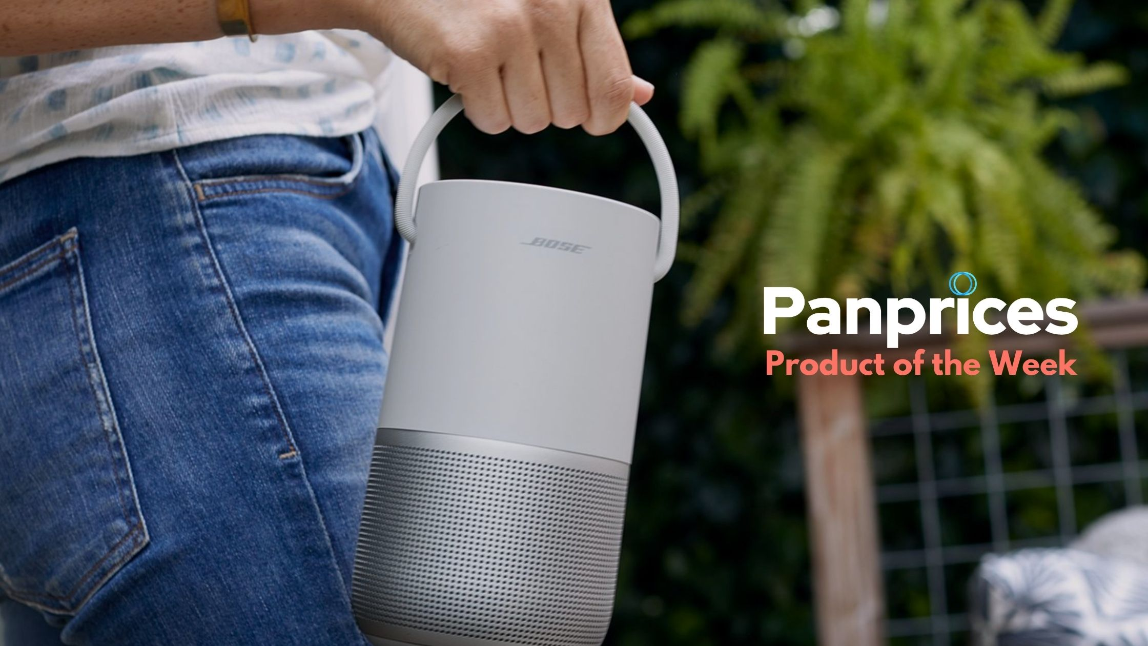 Product of The Week: Bose Portable Home Speaker
