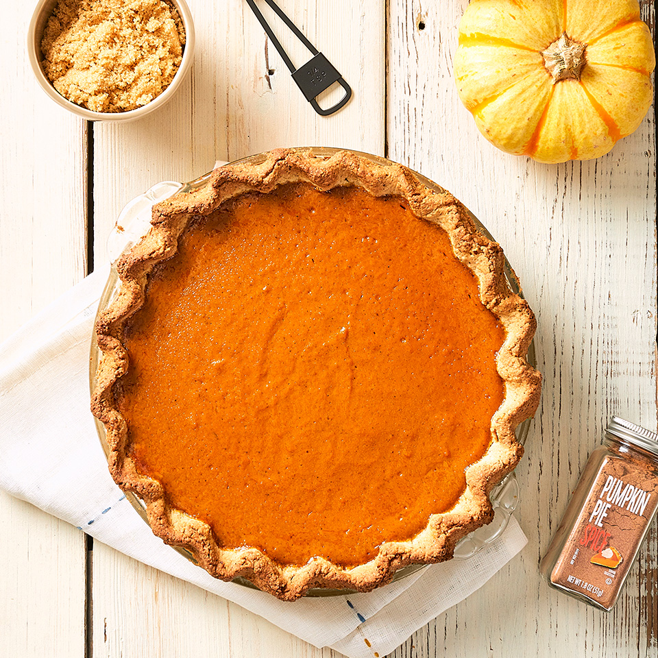 Gluten Free Pumpkin Pie Recipe Quality Products Low Prices Lidl Us