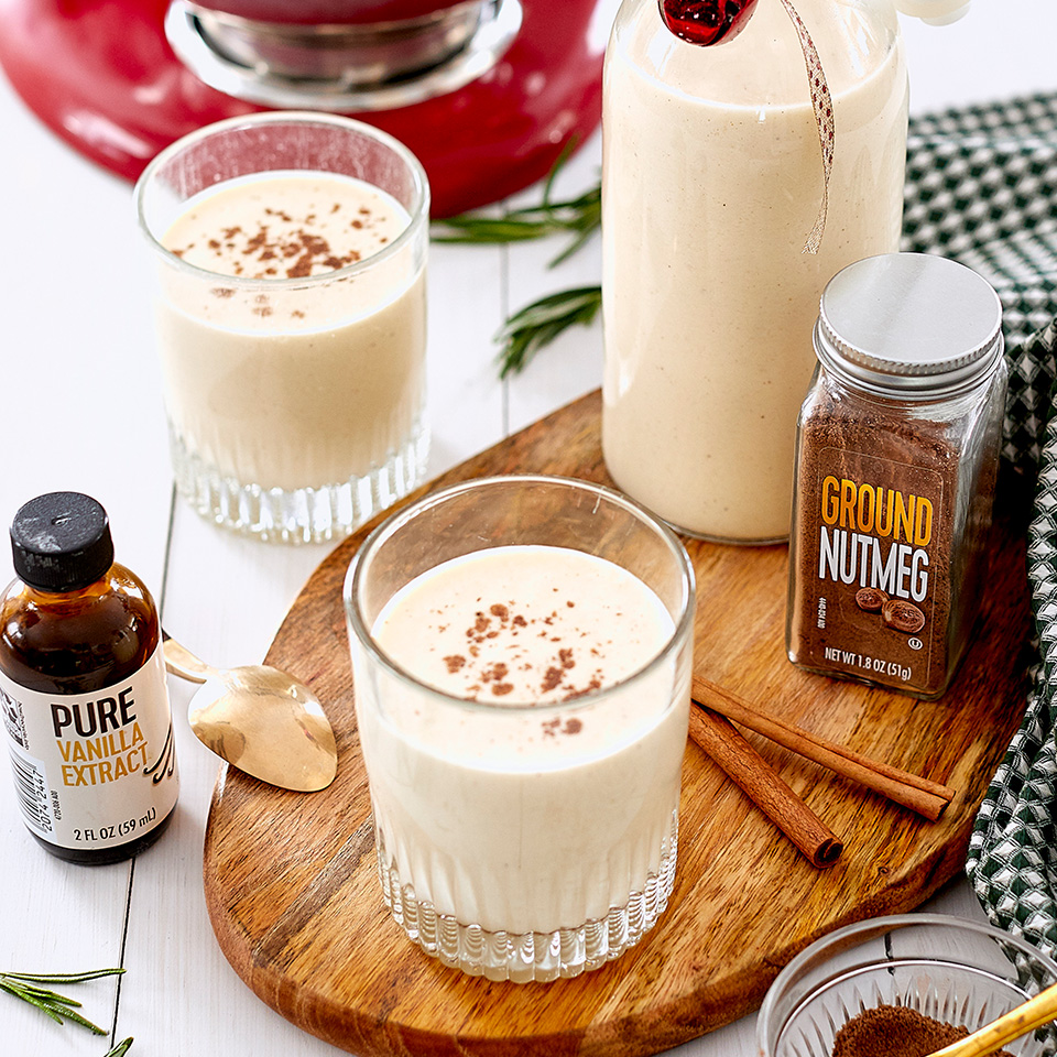 Spiked Eggnog Recipe Quality Products Low Prices Lidl Us