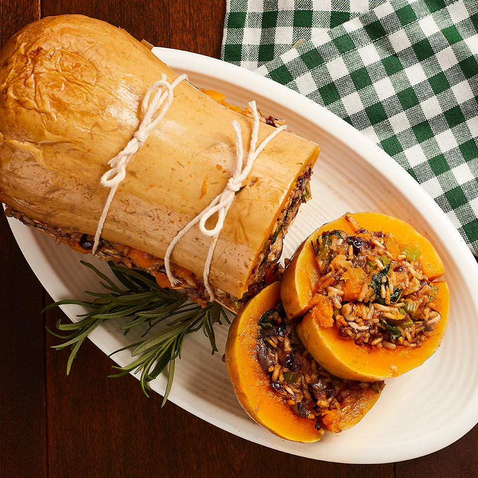 Vegan Stuffed Butternut Squash Recipe Quality Products Low Prices Lidl Us